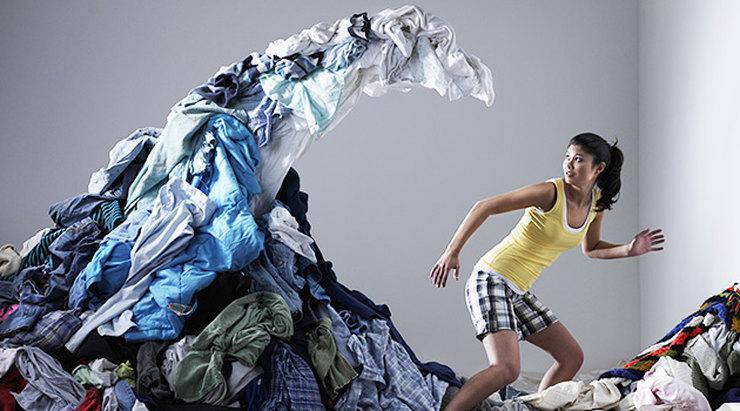 как избавиться от мусора фото