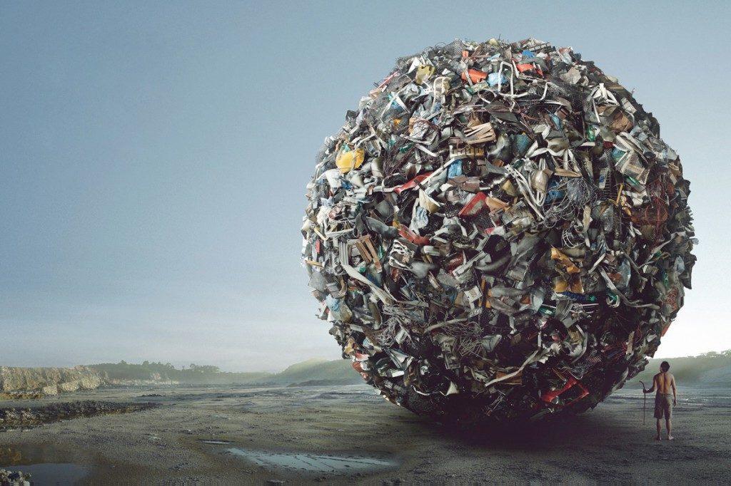 уничтожение твердых бытовых отходов