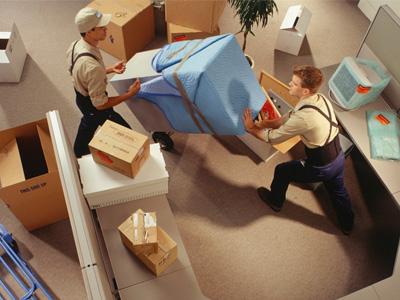переезд в другой офис фото