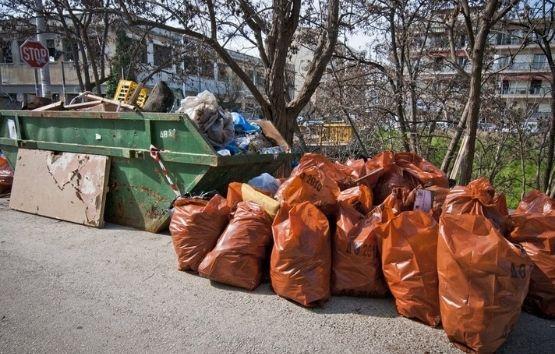 штраф за строительный мусор фото